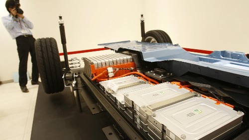 Can the world's most promising electric-car battery be saved?