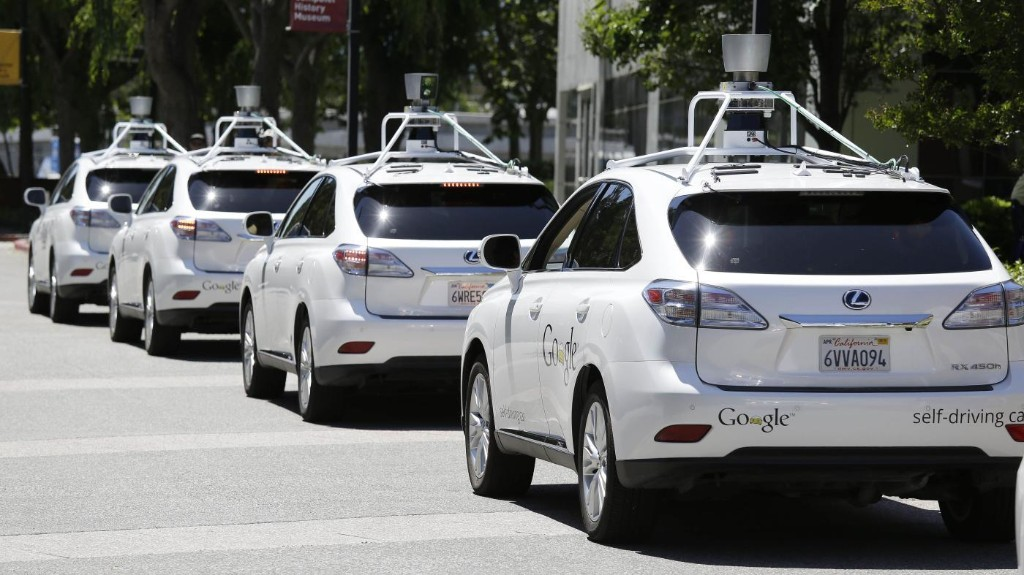A timeline of when self-driving cars will be on the road, according to the people making them