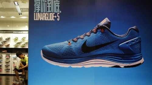 Here's what happens to the athletic wear industry when China starts going to the gym