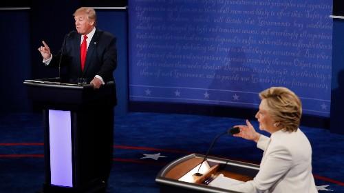 Linguistics offers an unexpected explanation for Donald Trump's constant manterruptions