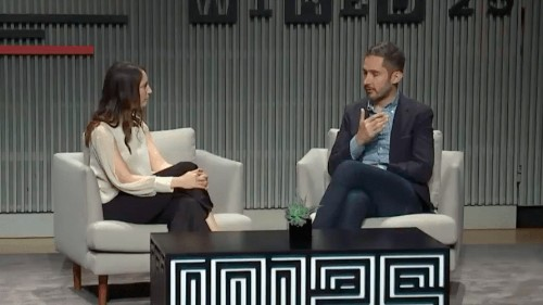 Free from Facebook, Instagram's co-founder is talking about what's wrong with social media
