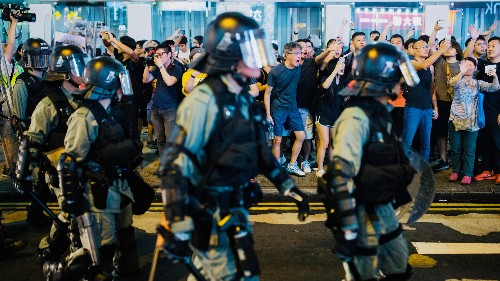 Hong Kong police deny possibility of a Beijing intervention