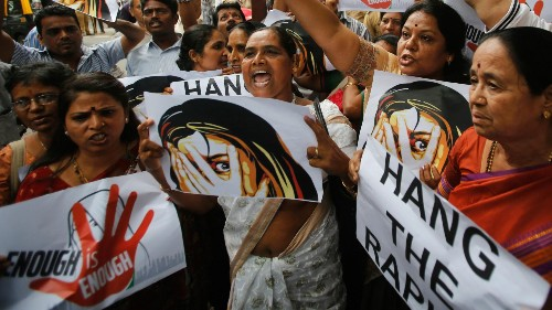 Here's why India is never going to be safe for women