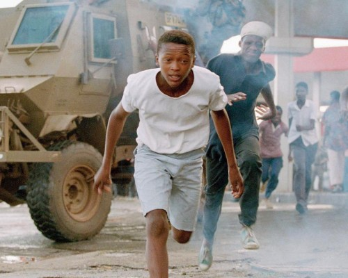 South Africa's child soldiers, trauma and township violence in Children of War movie
