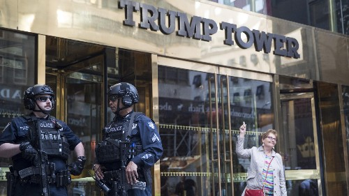 Trump Tower condo prices continue to fall