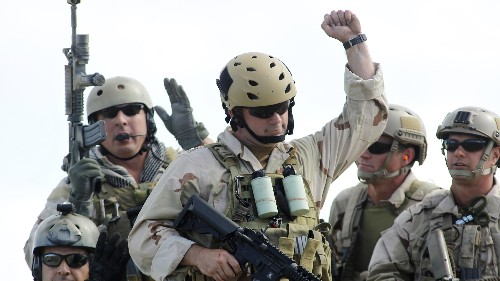 US Navy SEALs conquer fear using four simple steps