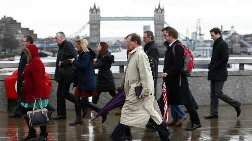 This could be the last economic growth Britain sees for a while