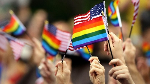 The first big policy win for gay rights in the US after same-sex marriage