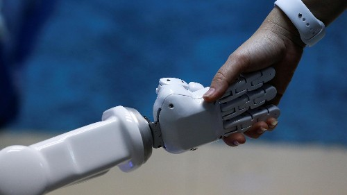 How to win friends and influence people… using robots
