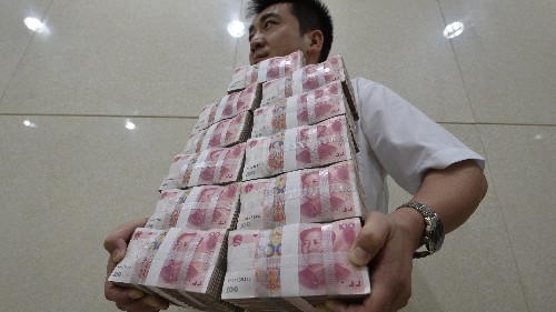 All the signs that Beijing is panicking about its weakening currency
