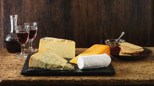The strange, scientific history of cheese