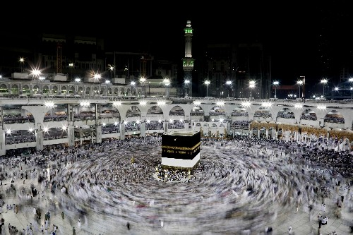 Saudi Arabia's multibillion-dollar hajj industry is getting smarter than ever