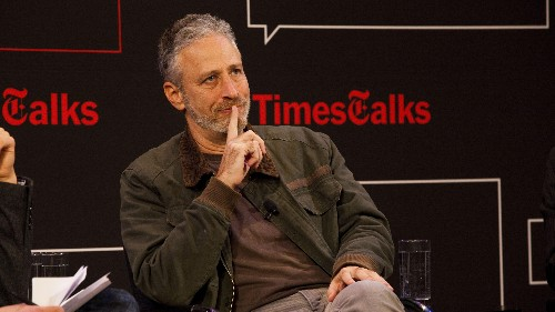 "Jon Stewart: The American media has become an ""information-laundering scheme"""