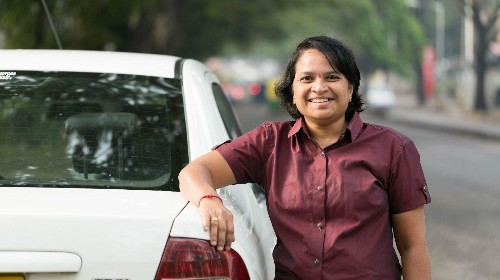 India's first female Uber driver has been found dead in her home in Bengaluru