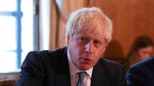 Boris Johnson is secretly a Europhile