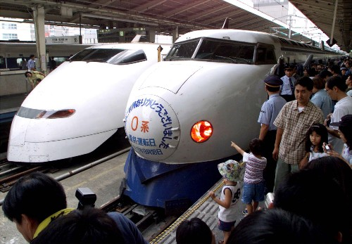 Japan is using automated cameras to detect drunk train commuters