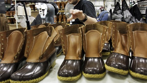 Donald Trump endorses L.L. Bean, which wants nothing to do with him