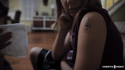 Your next wearable device could be a temporary tattoo