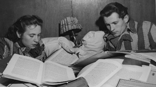 The case for taking forever to finish reading books