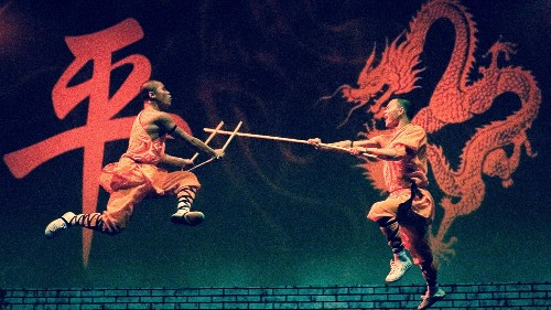 The Zen and kung fu masters of Shaolin will forever be more skilled in real life than MMA fighters