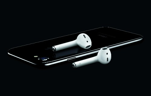 Apple (APPL) iPhone event: New wireless AirPod earbuds are most Apple product ever