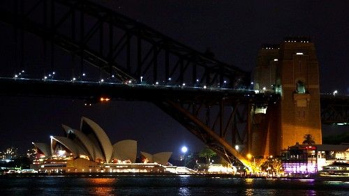 Why the Sydney Opera House, the Burj Khalifa, and Big Ben will go dark for an hour tonight