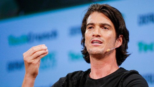 Critics of WeWork's business model now include a US central banker