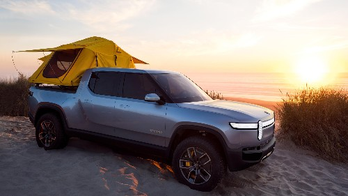 For $500 million, Rivian will teach Ford how to make electric pickup trucks