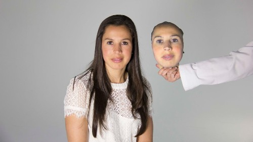 See what you'll look like after plastic surgery with a 3D-printed bust of your head