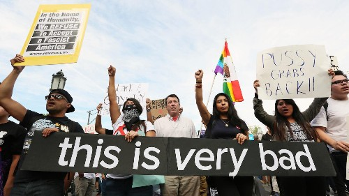 A linguist explains how to write protest signs that everyone will remember