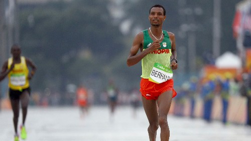 Why business leaders should teach their employees to think like Olympic marathoners