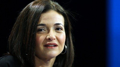 Sandberg and Zuckerberg's differing responses to Tim Cook's criticism epitomizes sexism at work
