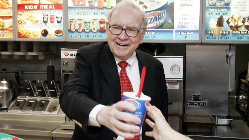 Warren Buffett's advice on delayed gratification