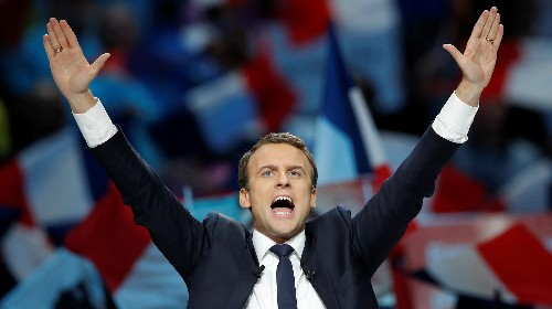 Emmanuel Macron's victory is the latest in a string of good news for Europe