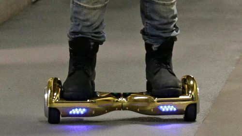 China's makeshift hoverboard industry is imploding after Amazon's safety crackdown