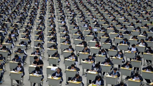 China's education system leaves students woefully unprepared for the real world
