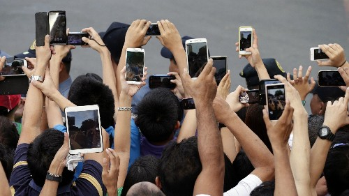 Social media is huge in the Phillipines—and many other emerging economies