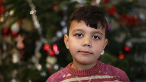 Remember that Christmas is a story of Middle Eastern refugees