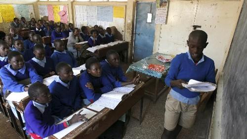 Kenya's free education system is making inequality worse