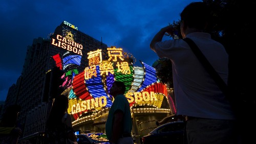 One of Macau's biggest casinos is expanding into West Africa