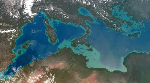 The UN once planned to drain the Mediterranean in the name of peace