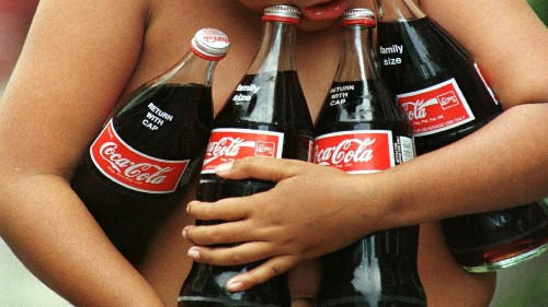 A bottler of beloved Mexican Coke is considering shifting from cane sugar to save money