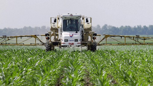 Syngenta just funded a study on the best way to spray glyphosate