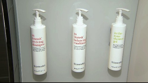 California is banning tiny bottles of shampoo in hotels