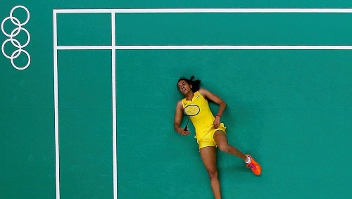 A female Indian badminton star makes more money than the world's best tennis player