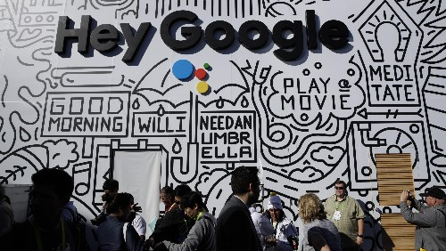 All of the amazingly terrible slogans of CES 2018