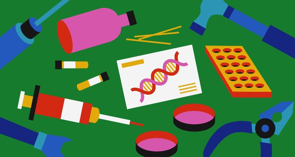 Immunology & Genetics - Magazine cover