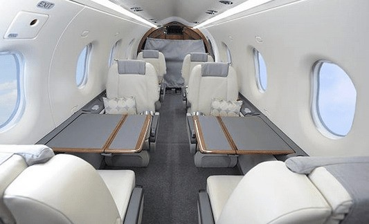Forget first class—rich people are flying on commercial airlines designed just for them