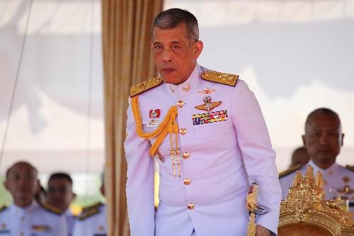 Thailand's king Maha Vajiralongkorn's prepares for his coronation