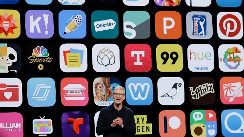 Apple made a list of the best competitors to its own iPhone apps